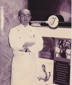Chef Giovanni